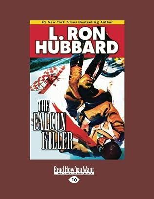 book cover of The Falcon Killer