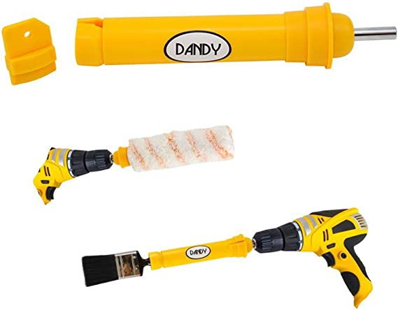 Dandy Pro - Limpiador de brochas y rodillos de pintura: Amazon.es ...