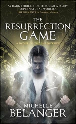 Image result for the resurrection game michelle belanger