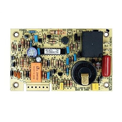 12 Volt DC Furnace Water Heater Fan Control Board Replacement Circuit Board For All Suburban Furnace And Water Heater Circuit Boards Including 520871 520814 520820 Suburban 521099