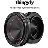Thingyfy Pinhole Pro S40 Pinhole lens for ALL Canon EF Mount DSLR Camera