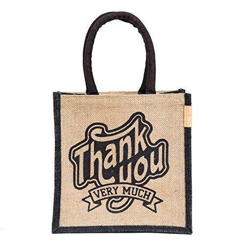 6a90e04166ad H B Jute Bag - Gift Bag