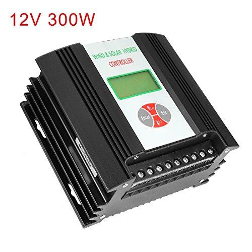 uxcell-300w-wind-150w-solar-lcd-windsolar-power-hybrid-street-light-controller-12v-automatic-identification-battery-controller