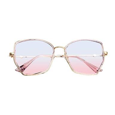 Realde Unisex Gafas de sol cuadradas polarizadas con estilo ...