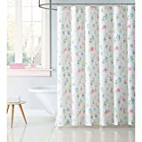 Laura Hart Kids Shower Curtain, Garden Fairies