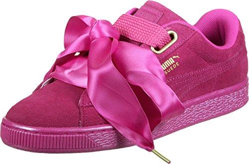 Puma Safari Heart Suede Rose Basse Scarpe da Donna Ginnastica OrO6qwE