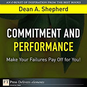 Commitment and Performance Audiobook