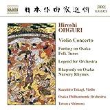 Violinkonzert/Fantasy on Osaka