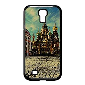 Russian Church Watercolor style Cover Samsung Galaxy S4 I9500 Case