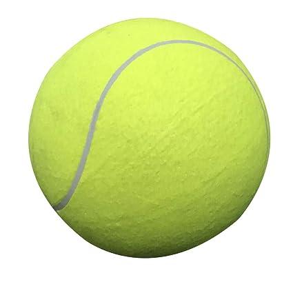 Cicony Juguete para Masticar Mascotas, 24 cm, Pelota de Tenis ...