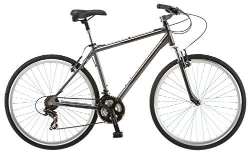 Schwinn Capital Men's Hybrid Bicycle, Medium frame size