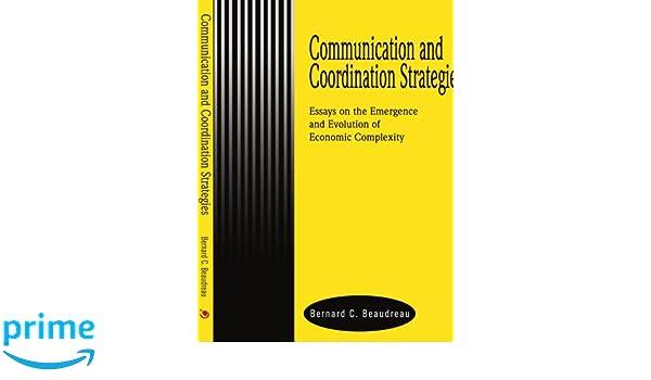 evolution of communication essay