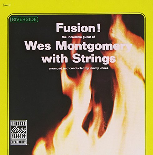 Wes Montgomery - Fusion! - Zortam Music