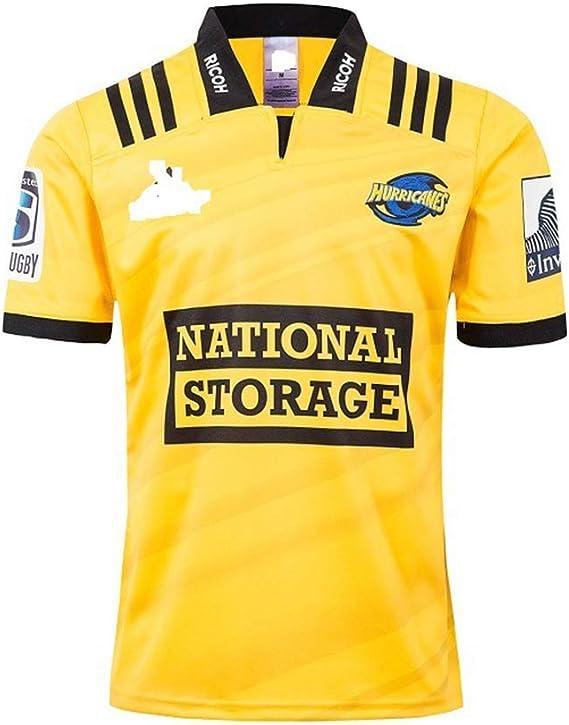 2019 Hurricane Rugby Jersey Nueva Zelanda NRL Hurricane Home ...