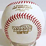 Rawlings 2004 Official World Series Game Baseball