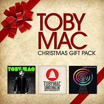 Tobymac - 3CD Christmas Gift Pack [3 CD] - Amazon.com Music