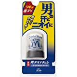 デオナチュレ男クリスタルストーン 60G