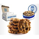 Homestyle Fresh Baked Oatmeal Raisin Cookies, Comes in Multiple Sizes| Gimmee Jimmy's Cookies (1 Pound)