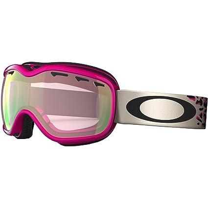 b5988b08bf560 Oakley Stockholm Rose Huntress Women s Ski Snowmobile Goggles Eyewear -  VR50 Pink Iridium One Size