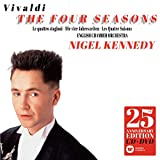 Vivaldi: The Four Seasons  (25th Anniversary Edition CD and DVD)