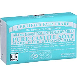 Pack of 4 x Dr. Bronner's Pure Castile Soap ...