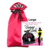 Sugar N Spice Boutique Sugar Sak Large Toy Bag, Red