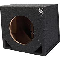 Sound Ordnance BB10-1V Single 10 Vented Box 1.2 cu.ft