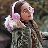 Elecder i40 Headphones with Microphone Foldable