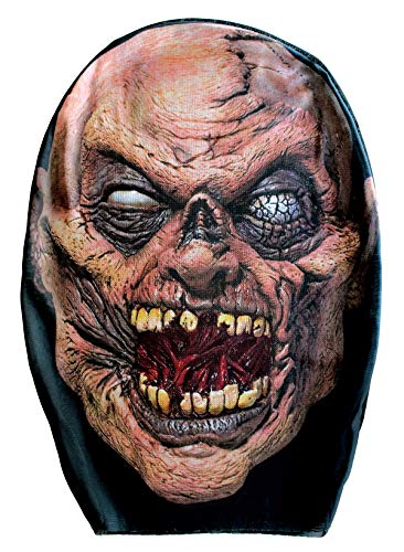 Scary Halloween Costumes With Mask For Women - Ogre Mask Costume for Men Troll/Fiend/Goblin