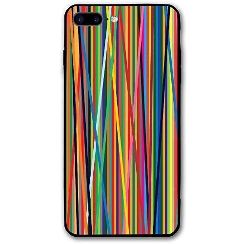 Geometric Clipart - IPhone 8 Plus/iPhone 7 Plus Case TUOLJIV Colorful-geometric-desktop-clipart-8 Personalized Customization Phone Case - IPhone 7 Plus And IPhone 8 Plus (Black)