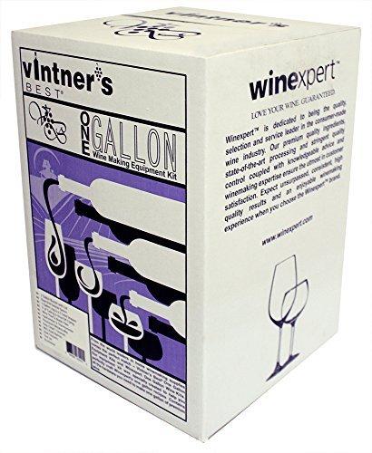 Strange Brew Vintner's Best One gallon Wine Making Equipment Kit
