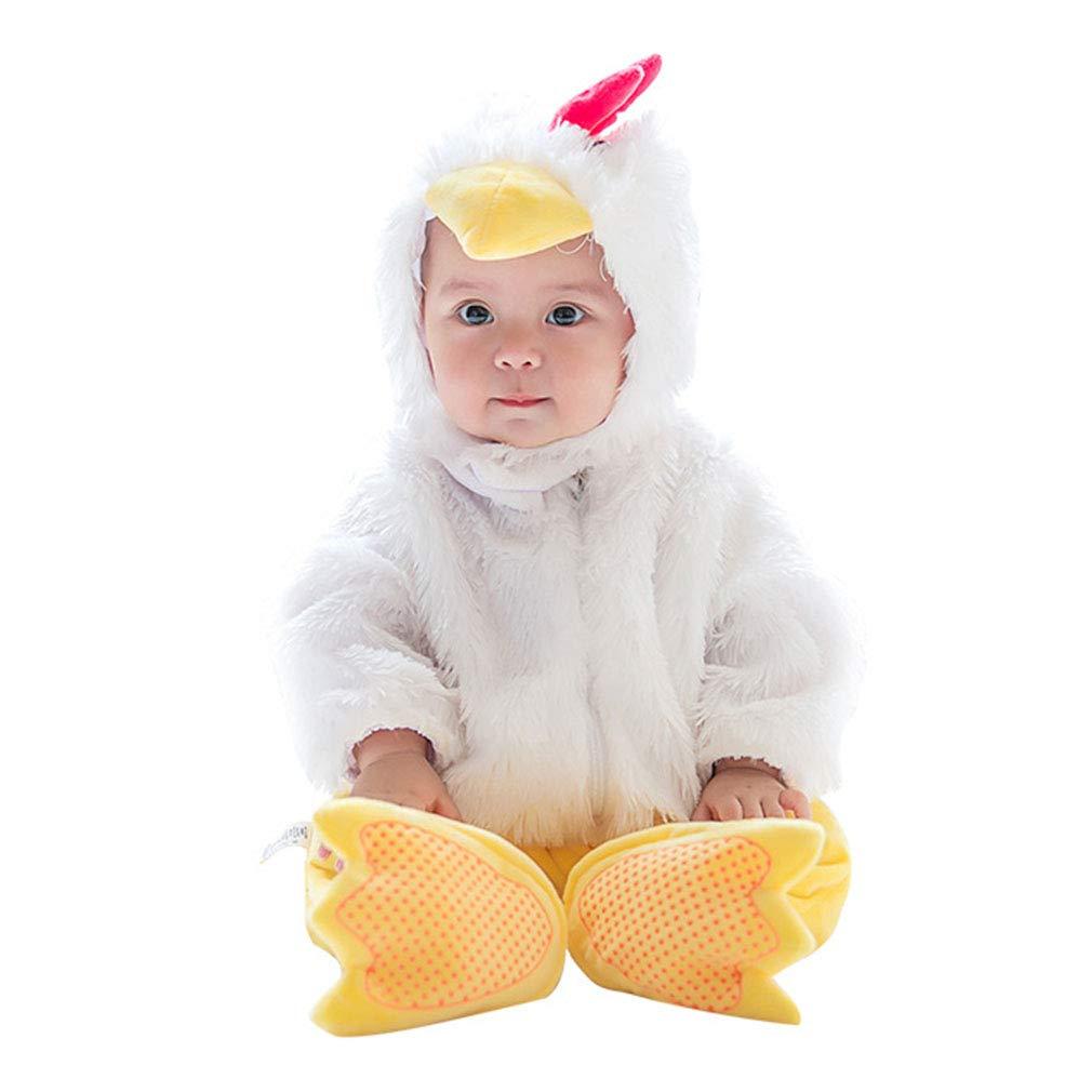 Disfraz Dinosaurio Bebe,Unisexo Infantil Pyjamas Cosplay Animales ...