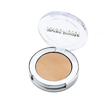 Amazon.com : Lauren Brooke Cosmetiques Natural Cream Eyeshadow (Dulce De Leche (Matte)) : Eye Shadows : Beauty