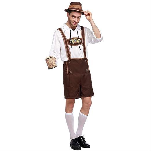 HG-amaon Disfraces Oktoberfest alemanes Disfraces Adultos para ...