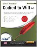Codicil to Will Kit, Enodare, 190614432X