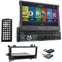 97-02 JEEP WRANGLER TJ Car Navigation GPS DVD Player w/Bluetooth, MobileLink8.2