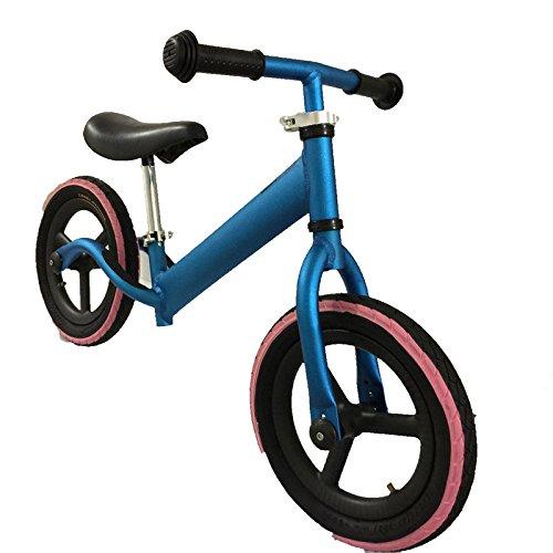 3.2kg超軽量ストライター子供バランス自転車 B077XXKH4L、カーボンホイール、セラミックベアリングハブ、レッド、ブルー、シルバー B077XXKH4L ブルー, オオゴマチ:e8ddcec0 --- hasznalttraktor.e-tarhely.info