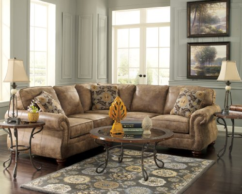 ashley-31901-55-67-larkinhurst-sectional-sofa-with-left-arm-facing-loveseat-and-right-arm-facing-sof