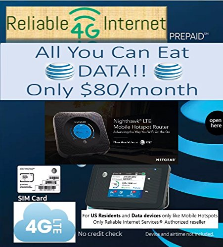 At T Unlimited Data Sim   Unlimited 4G Lte Data For Mifi Hotspot Cradlepoint Pepwave   Other At T Supported Data Devices   Triple Cut Sim Fits All Data Devices 80 Dollars Per Month