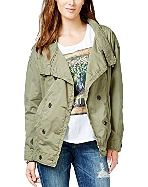 Women's Double Breasted Jacket