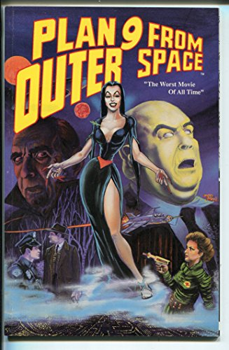 PLAN 9 FROM OUTER SPACE #1-MALIBU-1991-CULT (Cult Classics Presents)