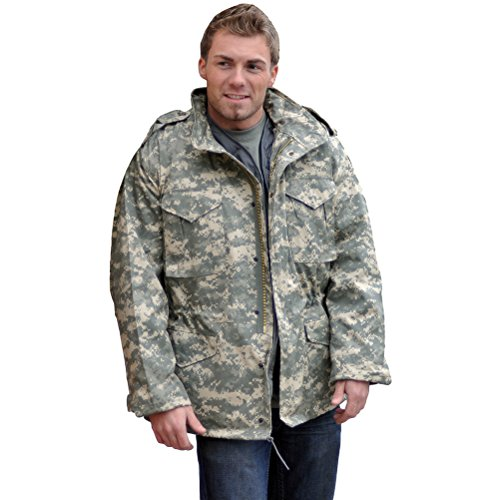 Army Acu Field Jacket - 7