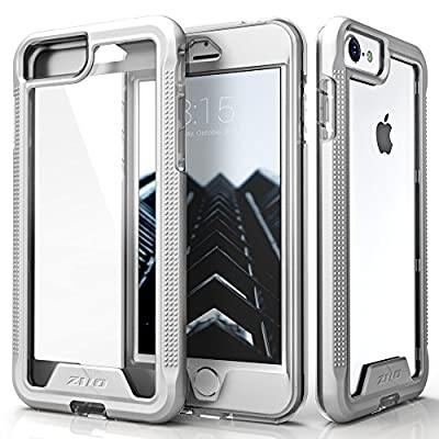 iPhone 6 Plus / 6s Plus Case, Zizo [ION Series] w/ [iPhone 6 / 6s Plus Screen Protector] Clear [Military Grade] for iPhone 6 Plus and iPhone 6s Plus