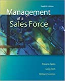img - for Management of a Sales Force book / textbook / text book