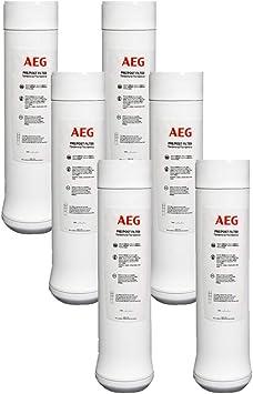 AEG 3AEGPPF Pack de 3 Kits de Pre/Post Filtros de Repuesto para el ...