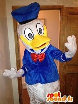 Mascota SpotSound Amazon personalizable Pato Donald, pato famoso ...