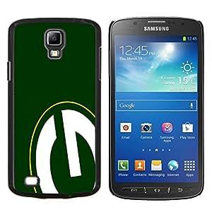 Qstar Arte & diseño plástico duro Fundas Cover Cubre Hard Case Cover para Samsung Galaxy S4 Active i9295 (GRAMO)