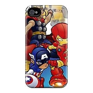 High Quality AbbyRoseBabiak Avengers Skin Cases Covers Specially Designed For Iphone - 6