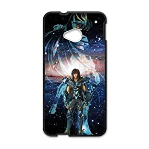 HTC One M7 Cell Phone Case Black Legend of Sanctuary 09 Jjqea