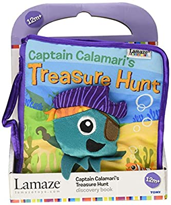 Lamaze Cloth Book
